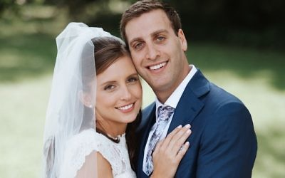 Sarah Larison and Ryan Suway were wed Aug. 6.