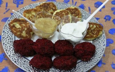 Latkes are limited to the classic recipe passed down from your bubbe.