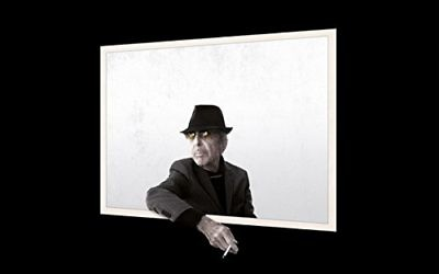 "The title track to Leonard Cohen's ""You Want It Darker"" is nominated for a Grammy for best rock performance."
