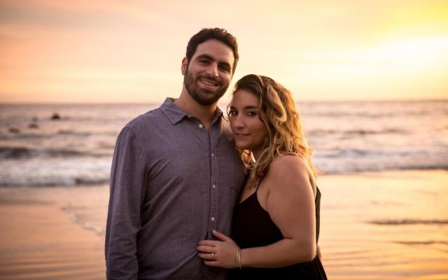 Avichai Tohar and Sarah Kalfon are marrying in June 2018 in Israel.
