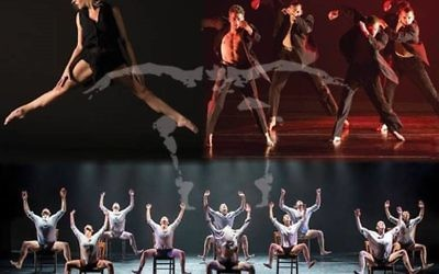 The Koresh Dance Company is based in Philadelphia. (Photo courtesy of the Koresh Dance Company)