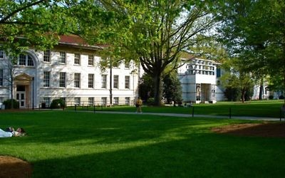 Don't just enjoy the scenery while touring Emory University and other schools.