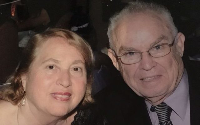 Etti and Michael Alon have been married 55 years.