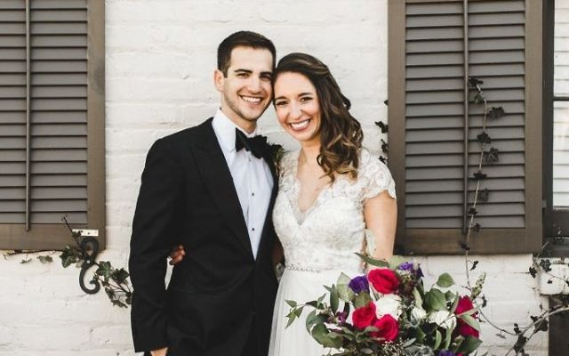 Neal Moskowitz and Brittany Barnett are wed Jan. 20.