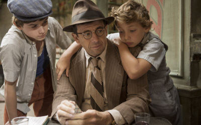 Two young Jewish brothers, Maurice and Joseph must work together to reunite their families and escape the invasion in France during WWII.
