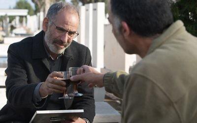 "Ariel Block (Shai Avivi)  stars in Israeli film ""Longing""."