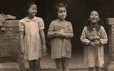 """""""Above the drowning Sea"""" captures the lives of  countless Jews who fled Nazi Germany to find safety in China."""