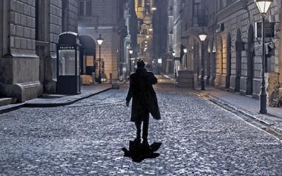"""Budapest Noir"""