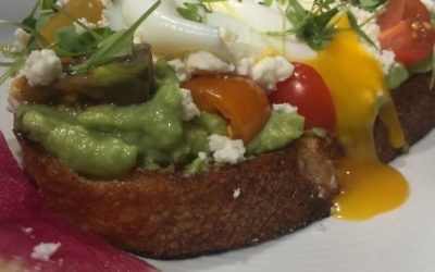 Joy Cafe is a contender for the best avocado toast in Atlanta.