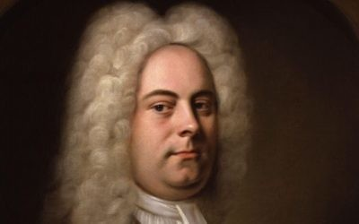 George Frideric Handel frequently used Jewish subject matter from the Bible. (Detail of painting by Balthasar Denner, National Portrait Gallery)