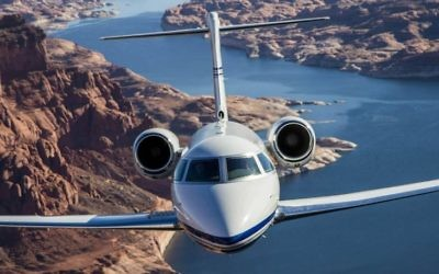 The Gulfstream 280, built through a collaboration with Israel Aerospace Industries, is the most efficient business jet airplane in its class.
