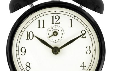 There's no time like the present to recognize the value of time. (Photo by Sun Ladder via Wikimedia Commons)