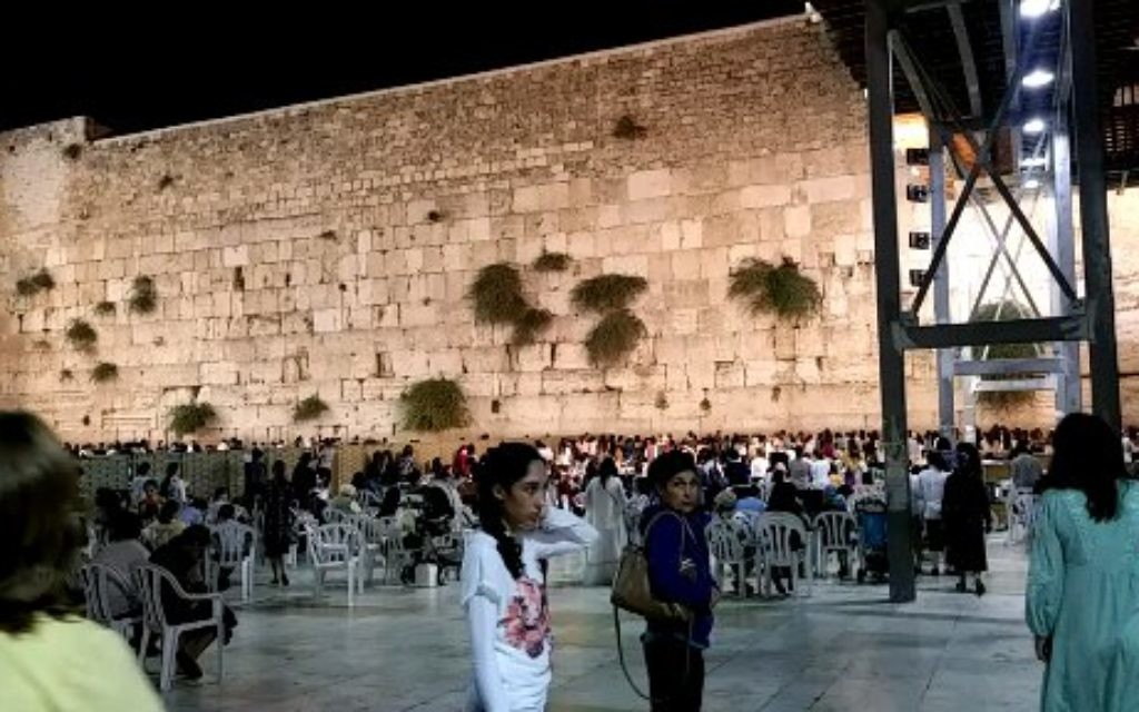 The Kotel is a key attraction, but what of the nation around it? (Photo by Patrice Worthy)