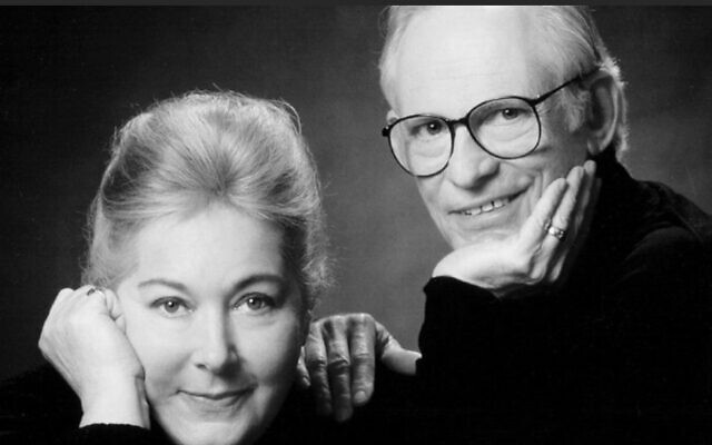 Alan and Marilyn Bergman grew up in Jewish Brooklyn at the same time but didn't meet until they were working in the music business in Los Angeles.