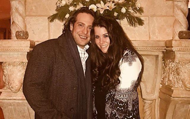 Elias Saban and Rachel Gruskin are planning a March 2019 wedding.