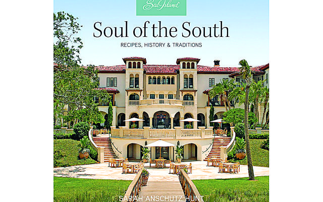 Soul of the South is one of PeachDish's cookbooks that will feature the resort recipes.