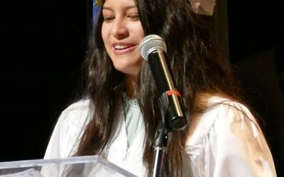 2018 AJA graduate Jillian Gerson