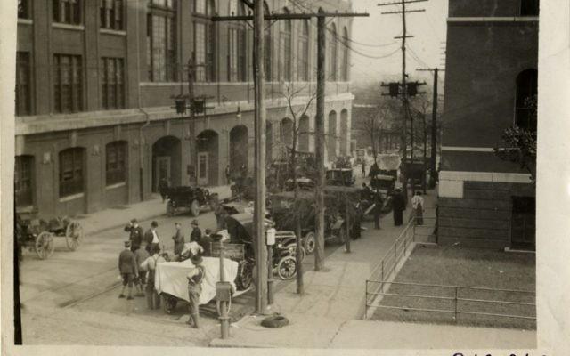 Atlanta Auditorium and Armory, 1909.