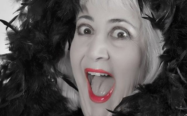 Humor and song: Nancy Gaddy brings her schtick to musical comedy shows.