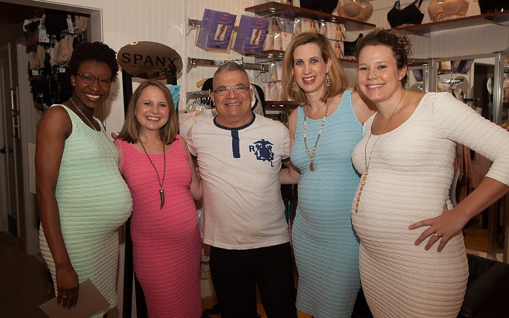 Israel Vahaba held a fundraiser on June 28 to celebrate 33 years in business. The proceeds were donated to the Marcus Jewish Community Center of Atlanta.