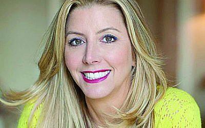 Sara Blakely, Spanx founder.