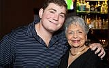 Steven Waronker is the father of Brian Waronker, pictured with his memaw, Mary Lou.