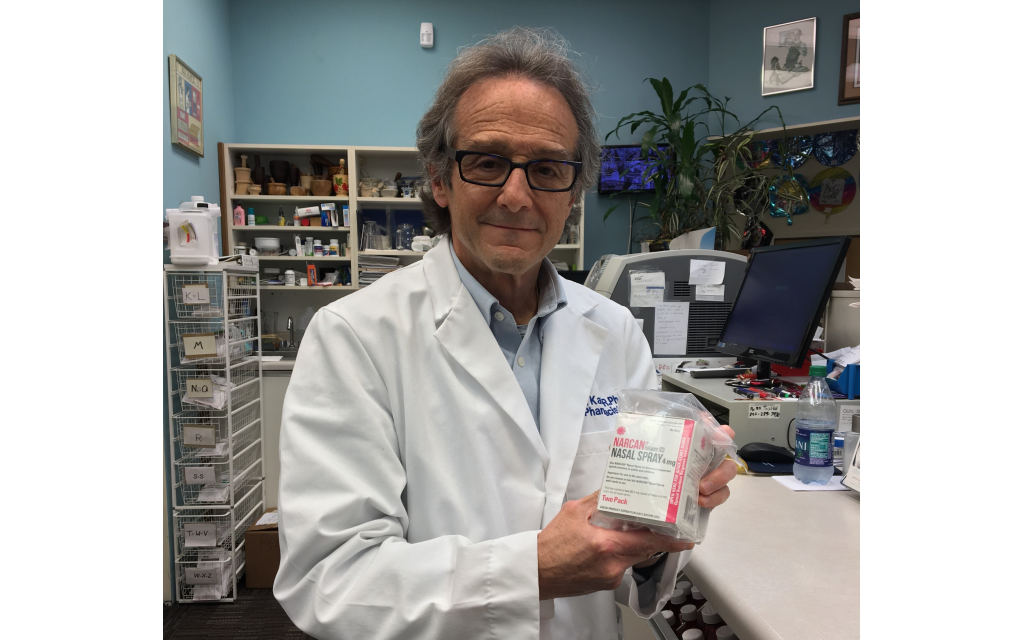 Ira Katz set up a pharmacy in Little Five Points 37 years ago.