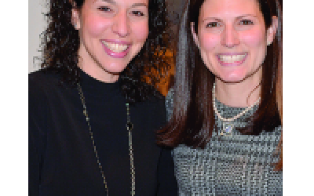 Amy Zeide (left) and Dara Grant are working together as co-executive directors.