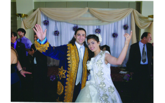 Bukharian Wedding A Feast Of Culture And Tradition Atlanta Jewish