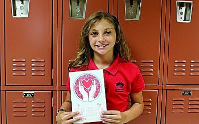 """Ruby Mundell showcases her book, """"Kindness Come In,"""" to help children and adults face and overcome challenging times."""