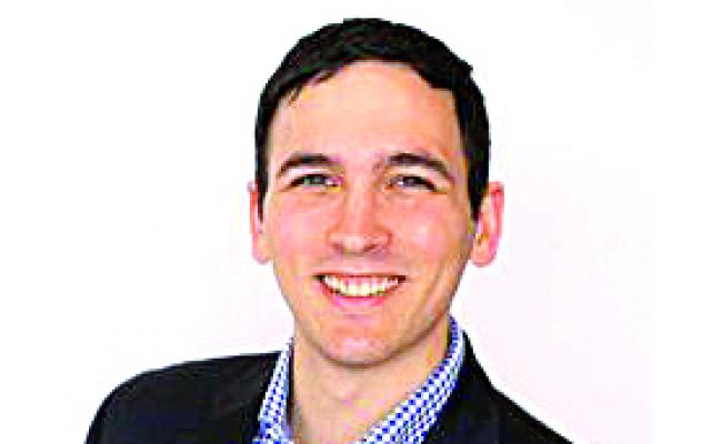 Rabbi Max Miller is a rabbi at Temple Emanu-El.
