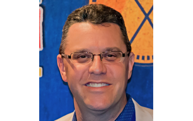 Kenny Blank, executive director of the Atlanta Jewish Film Festival.