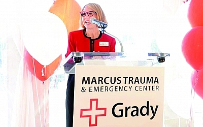 Renay Blumenthal moves from Grady Health to Marcus Foundation.
