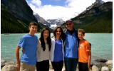 Dr. Ellerine lives in Atlanta with her husband, A.J. Robinson, and children, Micaela, Ethan and Nathaniel.