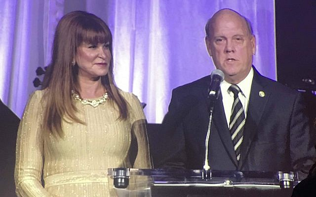 Renee and Charles Evans were host chairs of the Kaleidoscope gala last month.