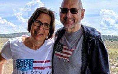 Betsy and Steve Kramer