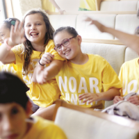 Temple Sinai introduced last month a new education plan called Noar Sundays.