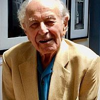 Dr. Eugen Schoenfeld has turned 93.