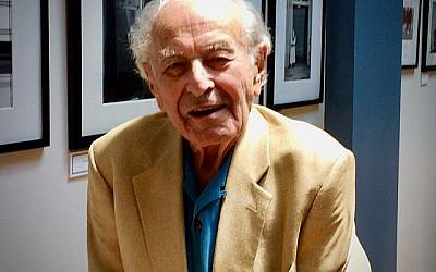 Dr. Eugen Schoenfeld has turned 93.