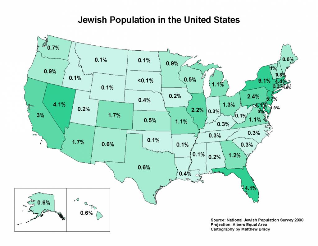 Jewish South Growing in Florida, D C  Area   Atlanta Jewish Times