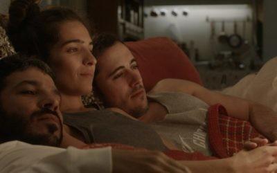 "Roy Assaf,Rotem Zissman-Cohen andAssaf Ben-Shimon play siblings in ""The Kind Words."""