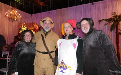 Wild times are standard at Purim off Ponce, which this year has a fairy tale theme.