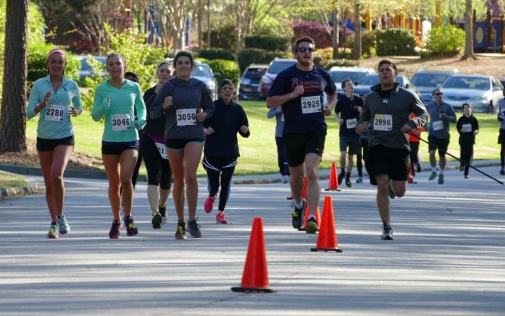 The Daffodil Dash, a charity 5k which raises funds for the Daffodil Project has been held annually in Atlanta since 2012.