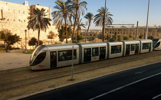 Light rail is expanding in Jerusalem.
