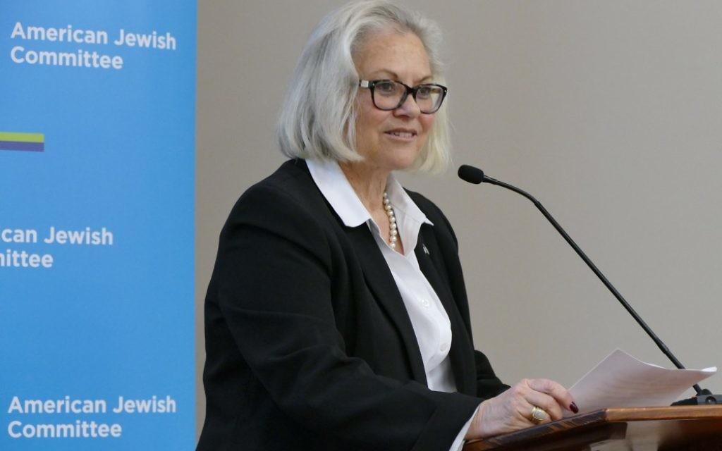 Ambassador Judith Varnai Shorer