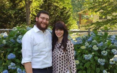 Rabbi Levi and Chaish Mentz