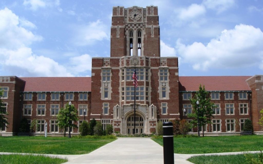 The University of Tennessee in Knoxville