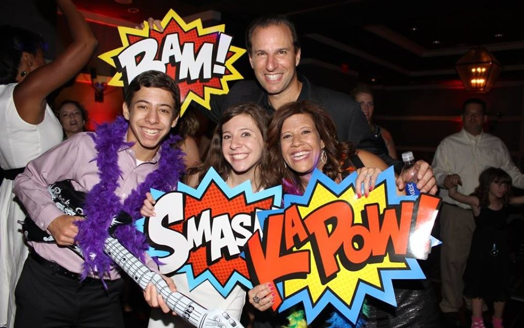 Shelly Danz is the founder/chief party officer of Atlanta Party Connection  and produces the twice-yearly Bar & Bat Mitzvah EXPO.