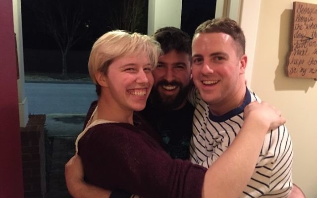 All three current residents of the Virginia Highland Moishe House - Sammy Rosenbaum, Jeremy Katz and Sarah Lashinsky are moving out of the VaHi Moishe House.