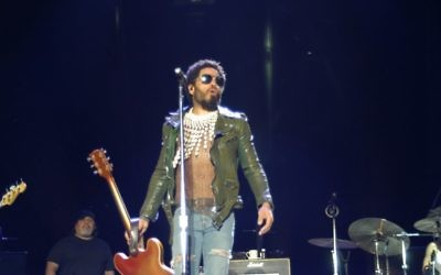 Lenny Kravitz was one of last year's Music Midtown headliners. (Photo by David R. Cohen)